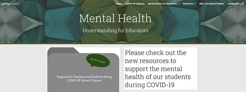 Mental Health - Understanding for Educators